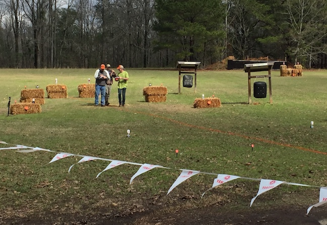 Shooters Recall Youth at Squirrel Masters Classic