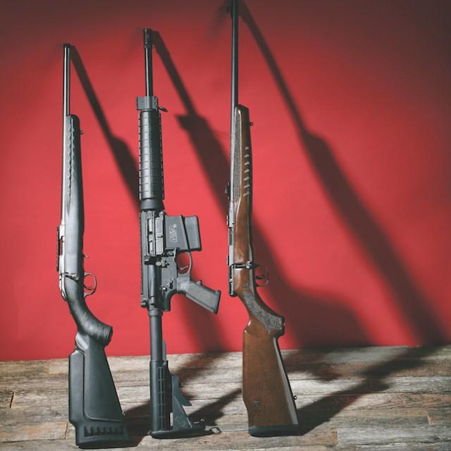 GEAR rifle reviews