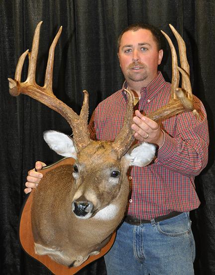 Jason Hazelwood Buck VA