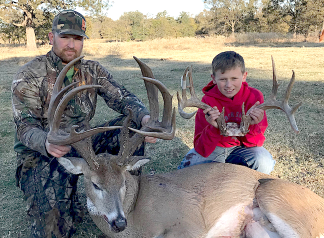 Game Cam Strategy Leads to Monster Buck