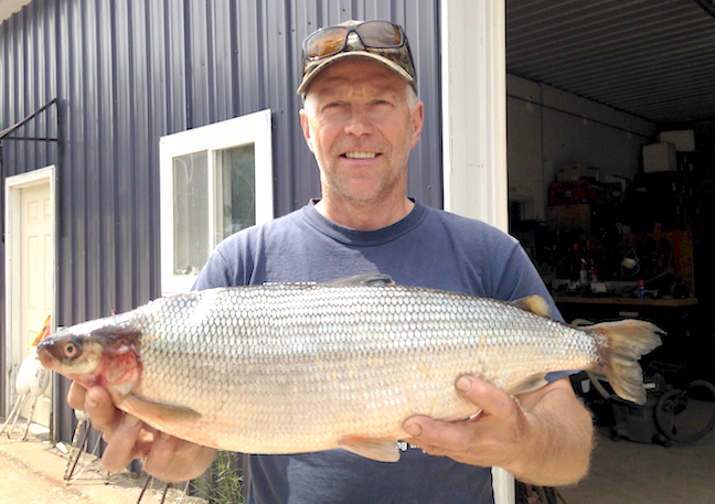 Angler Breaks State Record, Helps Capsized Kayaker