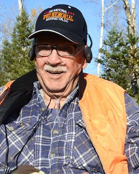 senior deer hunters