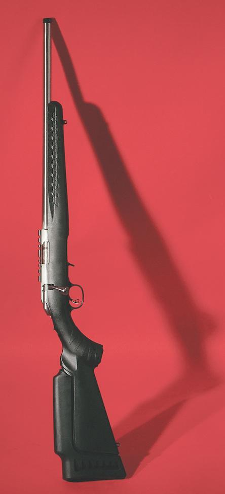 RUGER AMERICAN RIMFIRE (sharpened) copy
