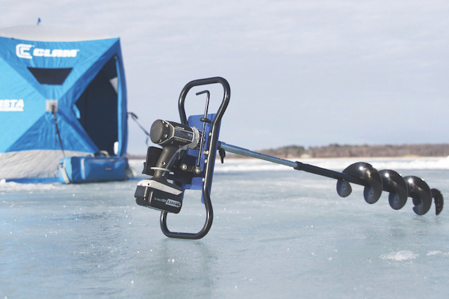 Ice Augers: Is It Time for [Electric] Conversion?