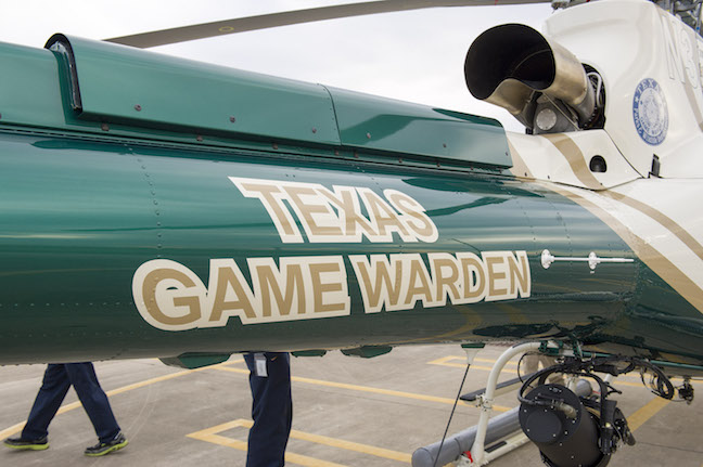 Texas game wardens