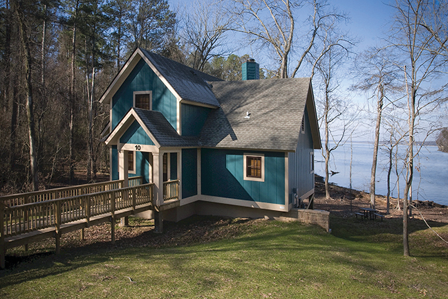 Best Vacation Lodges In Alabama