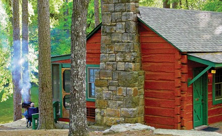 AR Vacation Lodge Cabin