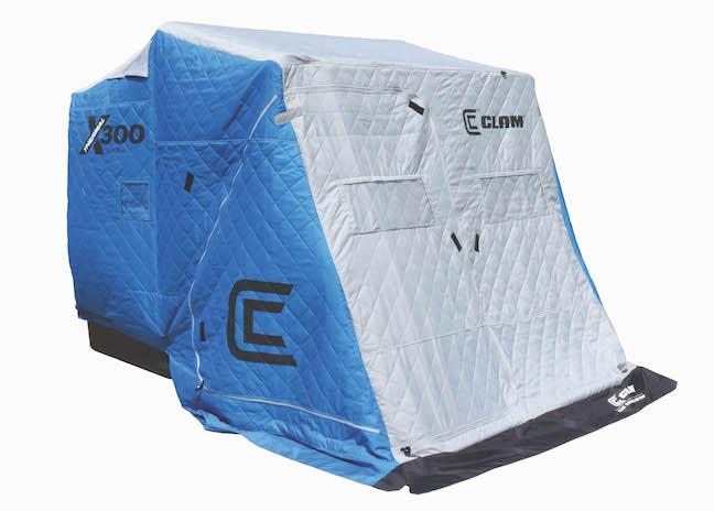 Ice-Fishing Shelters