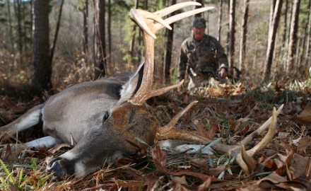 For persistent hunters, late seasons can be productive. (Photo by Ron Sinfelt)  Late-season deer