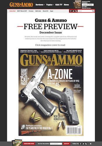 Guns & Ammoi
