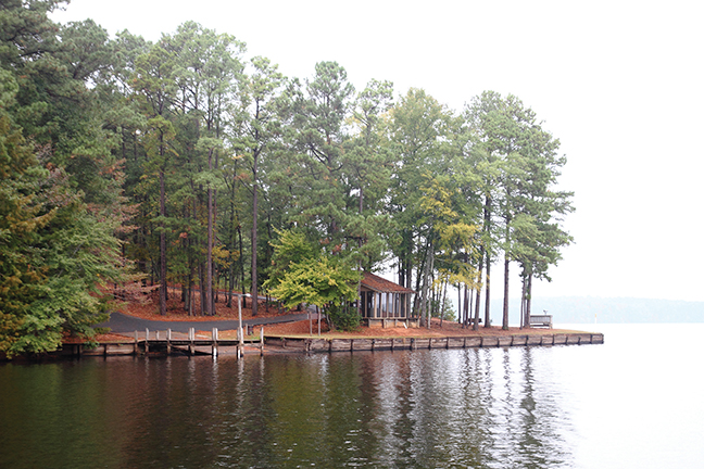 ML Vacation Lodge Dock