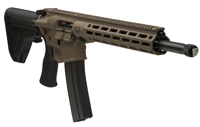 Savage Arms Unveils New MSR 15 Valkyrie