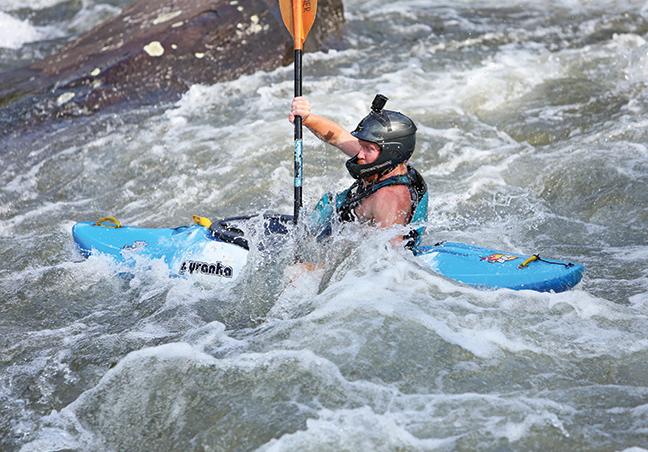 NC Vacation Lodge Canoe
