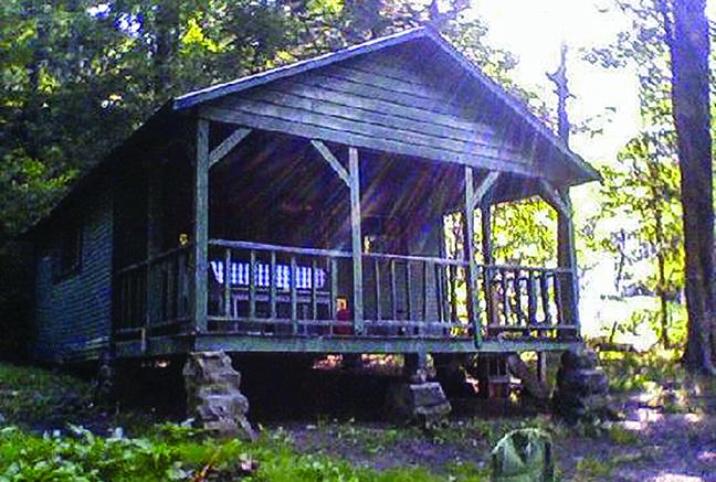 NY Vacation Lodge Cabin