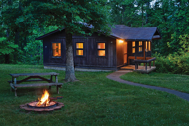 OH Vacation Lodge 3