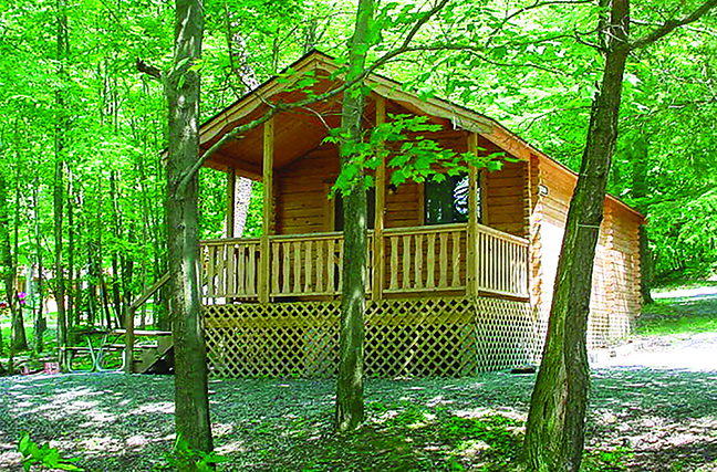 PA Vacation Lodge Pic