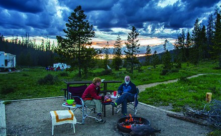 Here are some great public-land getaways in the Rockies.