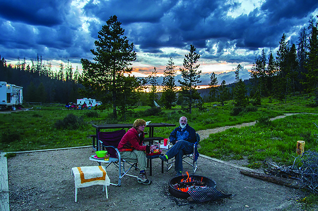 Best Vacation Lodges in The Rocky Mountains