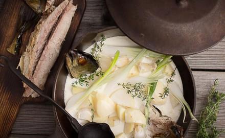 Smoked Fish Chowder Recipe