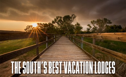 Vacation lodges