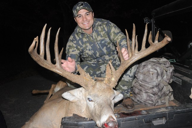 'Goliath' Trophy Buck Could Be Top 3 All-Time in Oklahoma