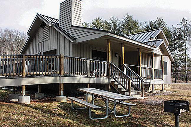 VA Vacation Lodge