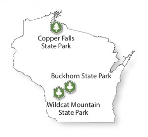 Courtesy Wisconsin DNR
