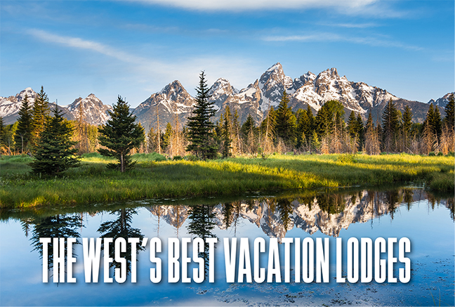 Western Vacation Lodge Feature1