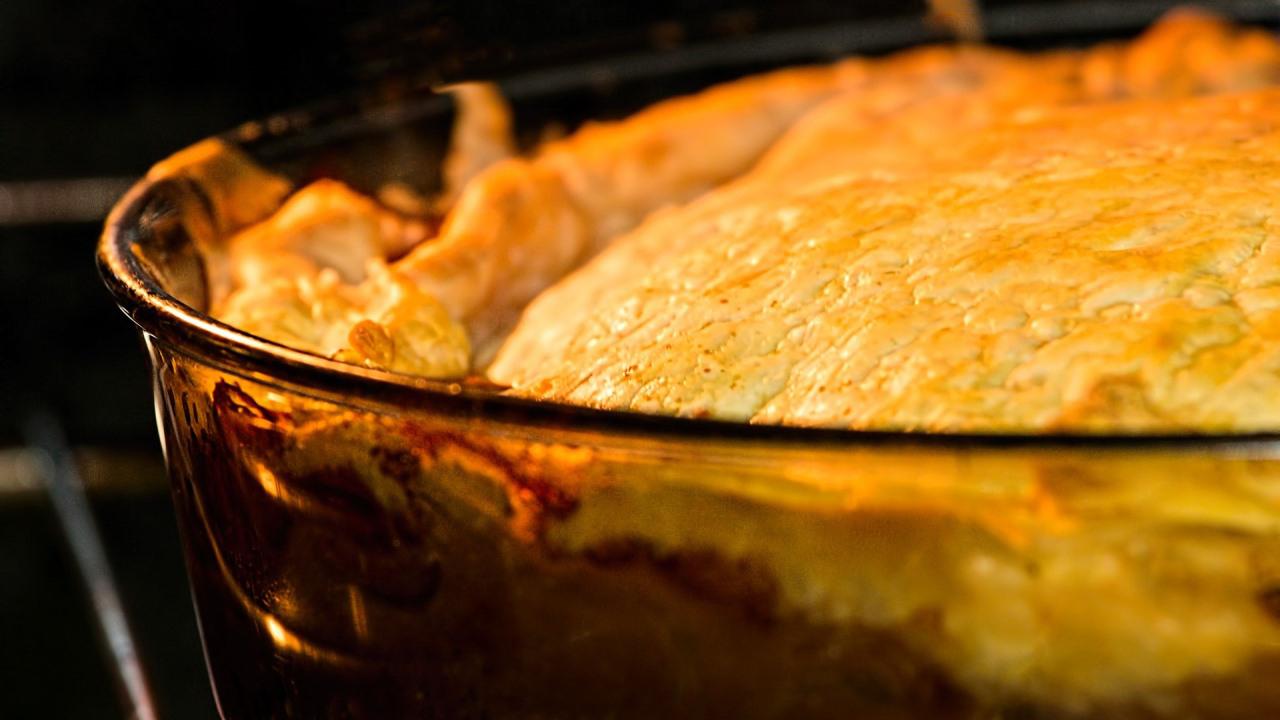 Bear Fat Pie Crust Recipe