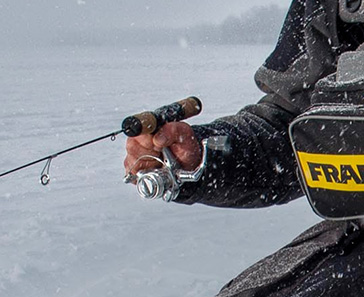Cold-Weather Apparel for Ice-Fishing Success