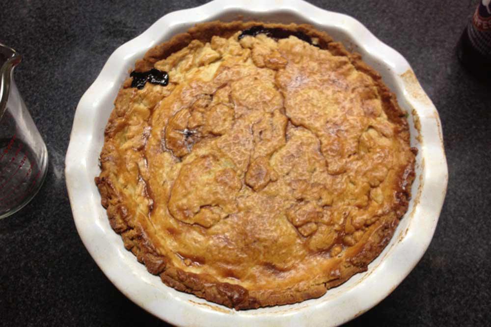 Venison Mincemeat Pie Recipe (Photo courtesy of Steven Rinella)