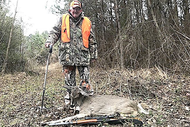 'Maybe Next Year' Finally Comes: Hunter, 77, Bags First Buck Ever