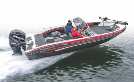 Photo courtesy Ranger Boats  Game & Fish takes a closer look at the Ranger 2080MS