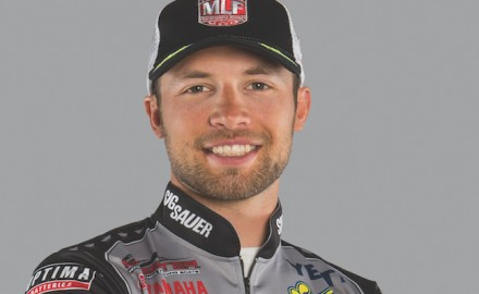 2017 Bassmaster Angler of the Year Brandon Palaniuk.