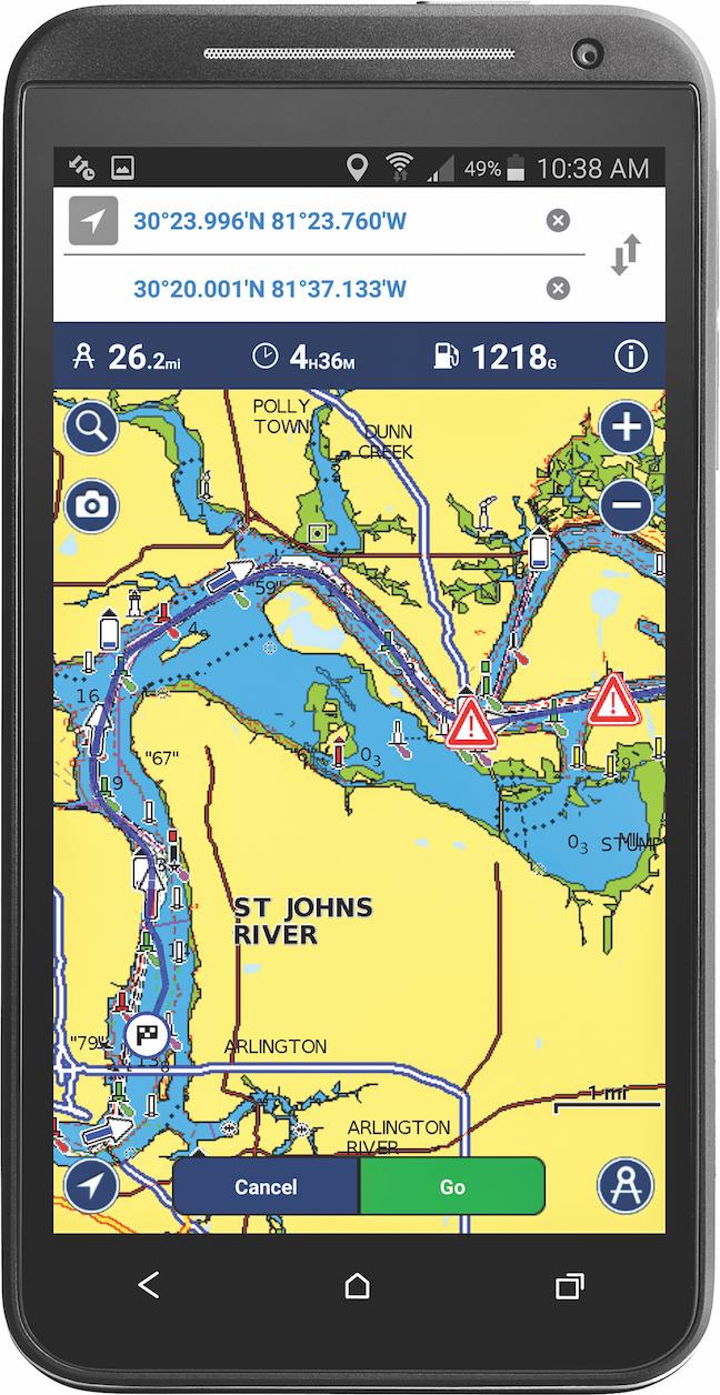 Tech Edge: Navionics App Another Tool for Success