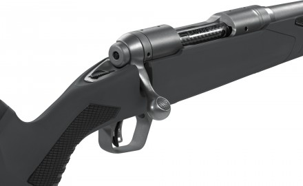 Savage Arms 110 Storm  Customize for fit and accuracy with Savage's new Accufit stock system.  By