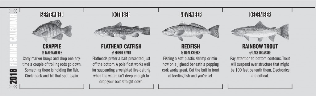 SC Fishing Calendar 3