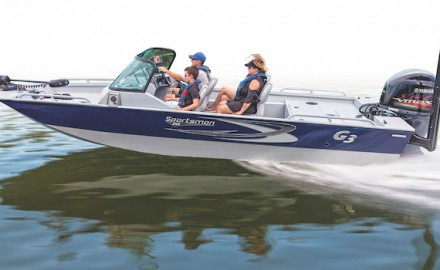 Photos courtesy of G3 Boats  Game & Fish takes a closer look at the G3 Sportsman 200