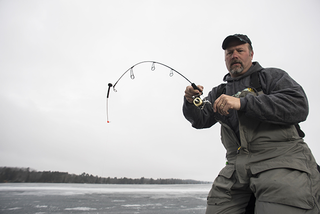 St Croix Ice Rod