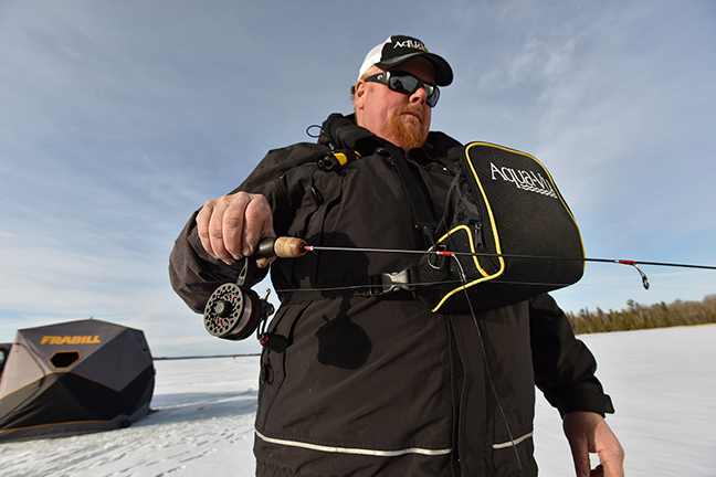 Wearable Ice Fishing Gear