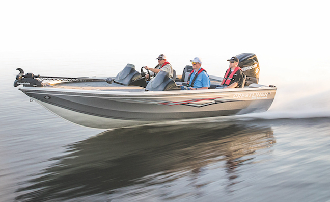 2018 Fishing Boat Reviews: Crestliner 1750 Bass Hawk