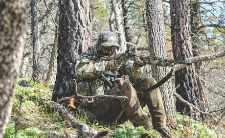 Turkeys often respond to different tones, which is why having a few calls in your arsenal is