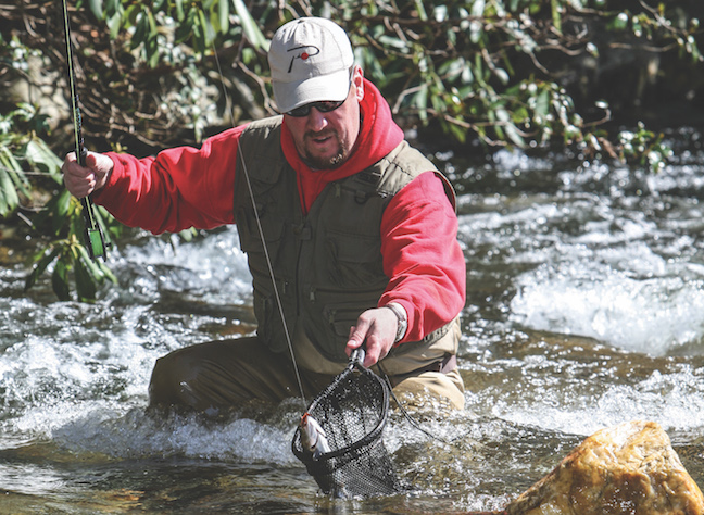 Your Winter Trout Game Plan