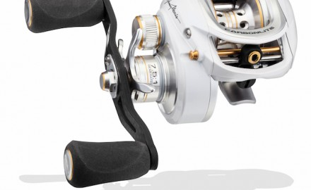The CarbonLite is one of those reels that have good general technology throughout, but the 6-disc