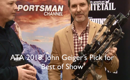 John Geiger, editor-in-chief of Game & Fish Magazine and Crossbow Revolution Magazine, shares