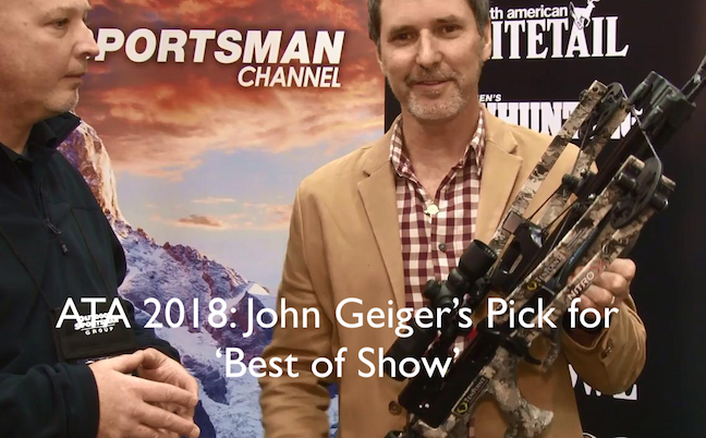 Our Pick for 'Best of Show' at ATA 2018 (Video)