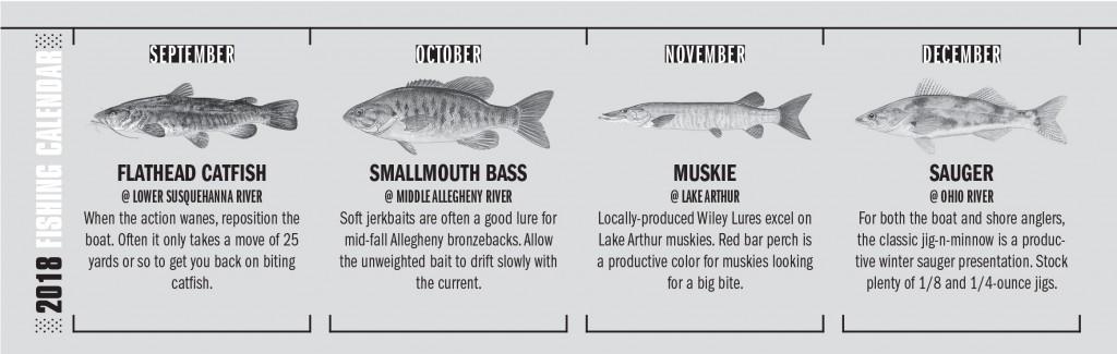 PA Fishing Calendar 3