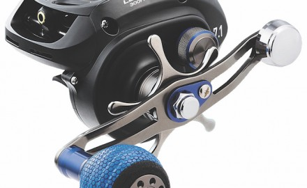 The carbon enhanced drag offers 22 pounds of maximum stopping power, plenty to manage the biggest