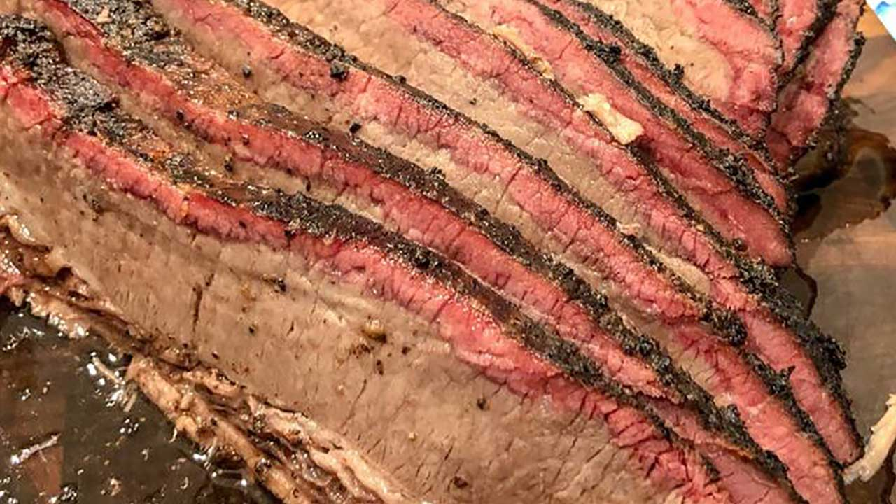 Central Texas Style Smoked Brisket Recipe - Game & Fish