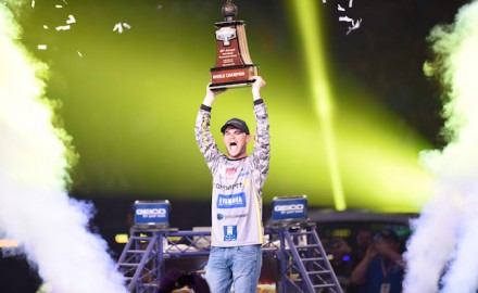 Strike King lures were key to Jordan Lee's win at the 48th Bassmaster Classic.